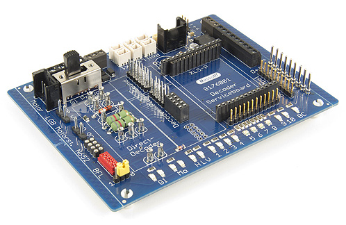 Massoth Decoder Service Board