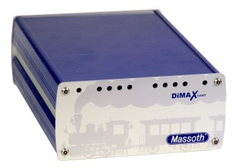 Massoth DiMAX 1200T Switching Power Supply