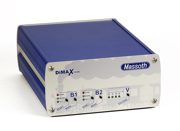 Massoth DiMAX 1202B Digital Booster