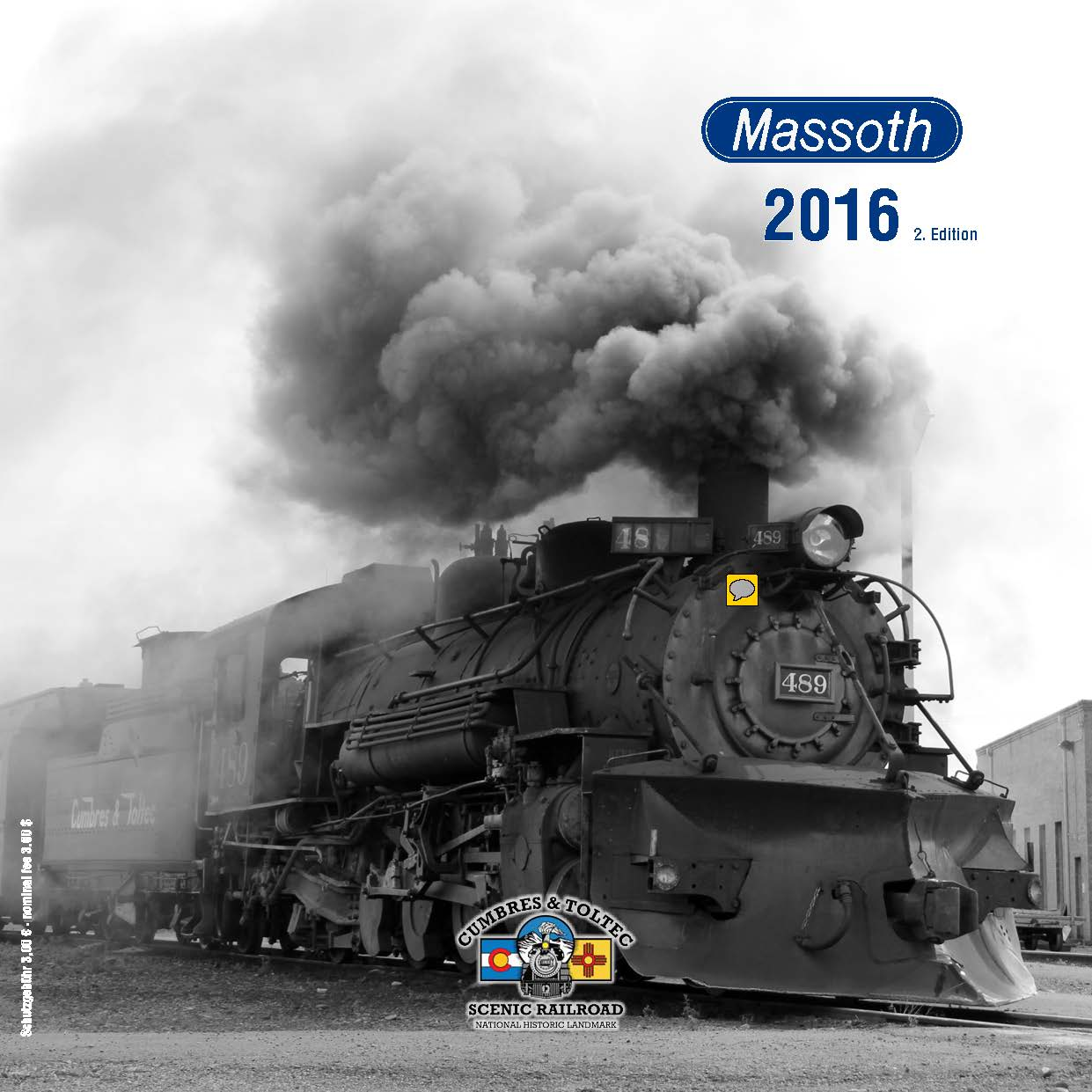 Massoth Electronics 2016 Product Catalog
