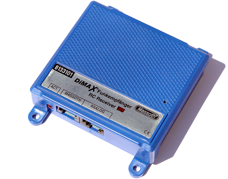 Massoth  Dimax Receiver